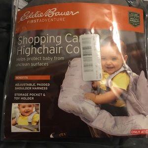 Shopping cart /high chair cover